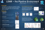 The LONI Pipeline is a free workflow client-server application facilitating the high-throughput research of computational scientists. Using the LONI Pipeline, researchers may quickly create, execute, monitor and share processing workflows that take advantage of diverse arrays of available imaging and genomics computing tools.